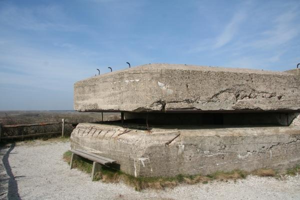 De bunker bij Den Hoorn